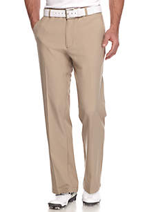 Classic-Fit Comfort Waist Stretch Pant