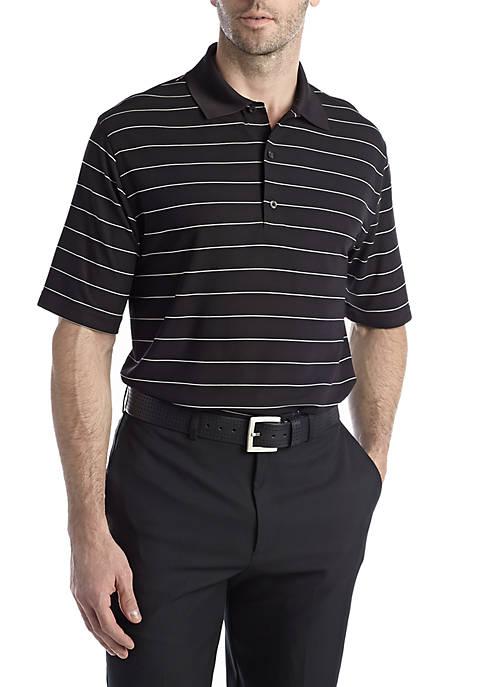 Greg Norman® Collection Protek Micro Pique Stripe Polo