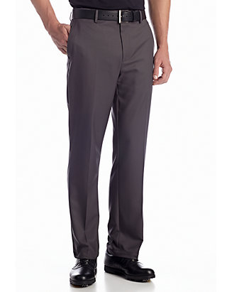 62626113a699 Greg Norman® Collection Flat-Front Microfiber Pants | belk