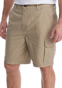 Saddlebred® Canvas Utility Shorts