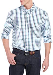 Saddlebred® Long Sleeve Poplin Dress Shirt