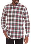 Big & Tall Flannel Shirt