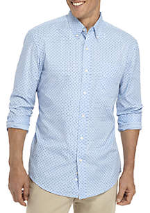 Big & Tall Long Sleeve Classic Fit Easy Care Shirt