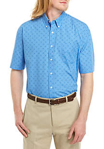 Saddlebred® Big & Tall Short Sleeve Easy Care Classic Fit Shirt