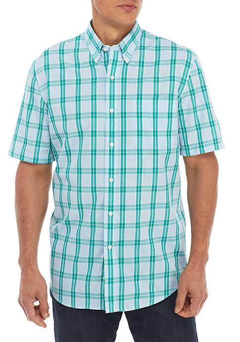 Saddlebred® Big & Tall Short Sleeve Easy Care