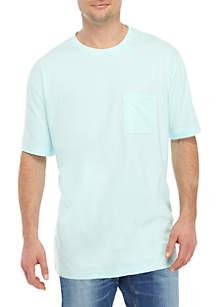 09bb3dcf2c4425 Saddlebred® Big   Tall Short Sleeve Easy Care Classic Fit Shirt · Saddlebred®  Big   Tall Comfort Flex Solid Jersey T-Shirt