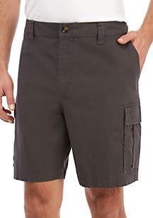 Saddlebred® Big & Tall Ripstop Cargo Shorts