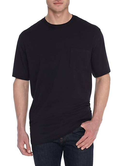 Saddlebred® Big & Tall Short Sleeve Comfort Flex