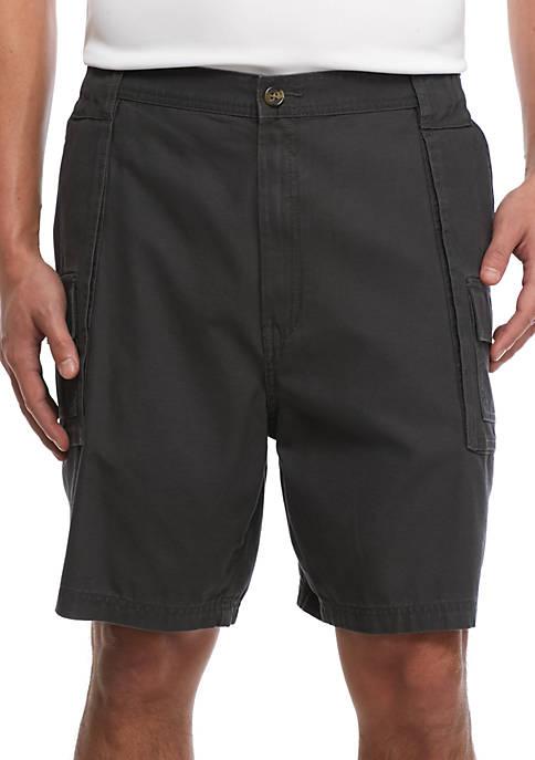 Saddlebred® Big & Tall Cargo Shorts