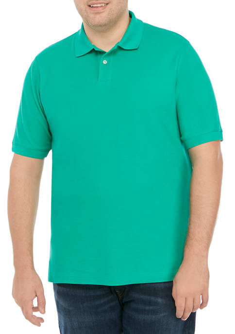 Big & Tall Comfort Flex Polo Shirt