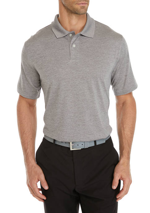 Saddlebred® Short Sleeve Polo Shirt
