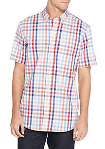 Wrinkle Free Comfort Flex Stretch Classic Fit Shirt