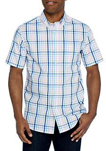 Wrinkle-Free Comfort Flex Stretch Classic Fit Shirt