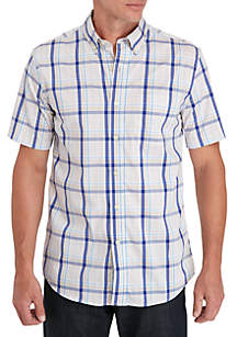 Wrinkle-Free Comfort Flex Stretch Classic Fit Shirt