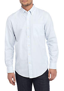 Long Sleeve Oxford Classic Fit Shirt