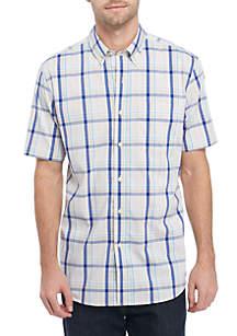 Saddlebred® Wrinkle Free Comfort Flex Stretch Tailored Fit Shirt