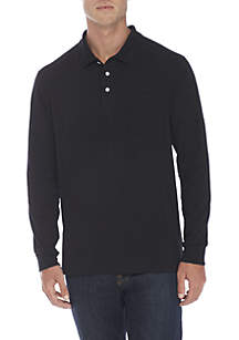 Long Sleeve Jersey Polo