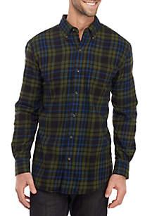 Saddlebred® Long Sleeve Flannel Shirt
