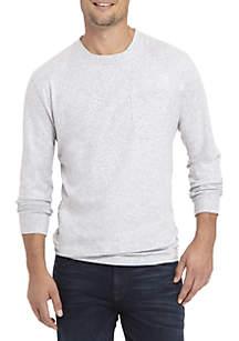Long Sleeve Jersey Crew Shirt