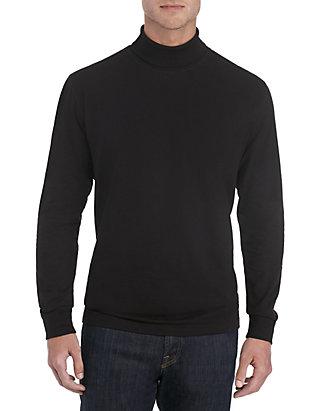 771803a3f1e75 Saddlebred® Long Sleeve Jersey Turtleneck