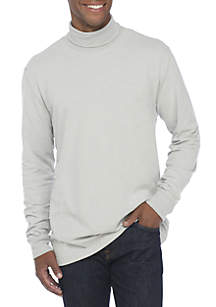 Long Sleeve Jersey Turtleneck