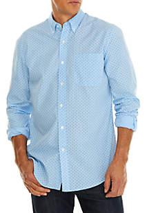 Saddlebred® Long Sleeve Button Down Shirt