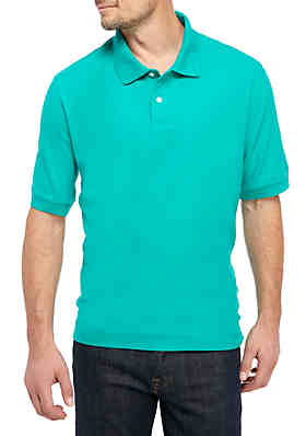 4208a04a Shop Polo Shirts for Men: Long Sleeve Polo Shirts & More | belk