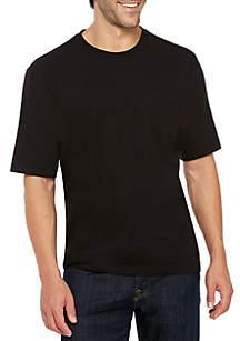 Saddlebred® Short Sleeve Comfort Flex Jersey T-Shirt
