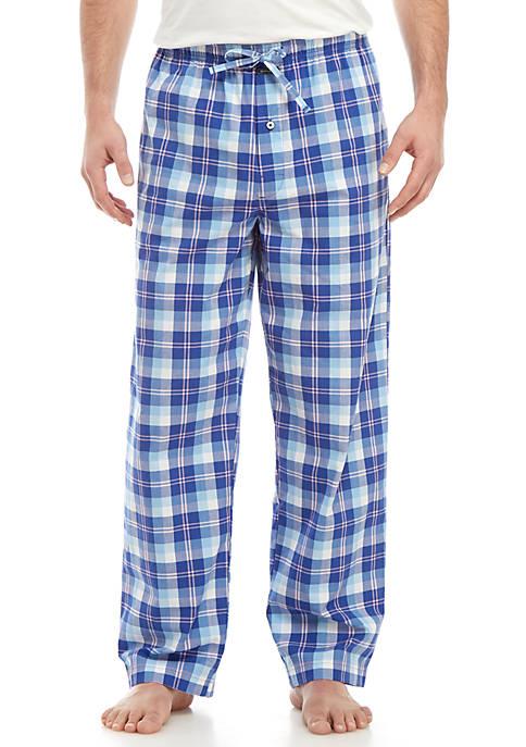 Crown & Ivy™ Fashion Plaid Pajama Pants