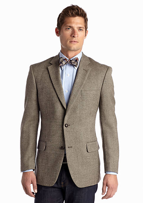 Saddlebred® Classic Fit Donnegal Lambswool Sportcoat