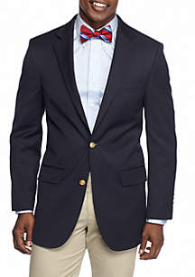Classic Fit 'Motion-Stretch' Performance Traveler Blazer