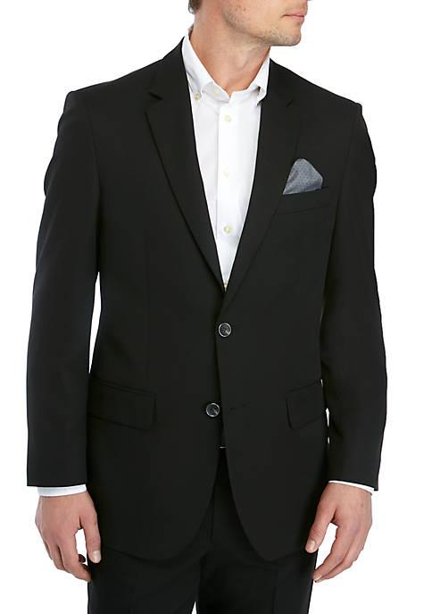 Saddlebred® Black 4 Way Stretch Blazer