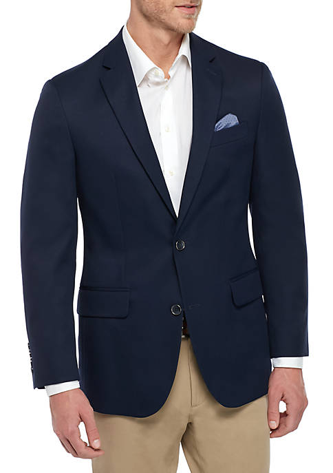 Saddlebred® Slim Fit Traveler 4 Way Stretch Blazer