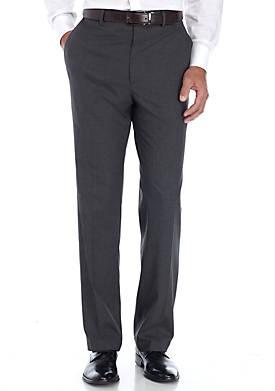 Big & Tall Tic Stretch Suit Pants