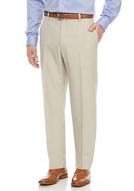 Tonal Plaid Suit Separate Pants