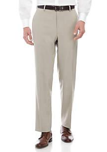 Saddlebred® Tan Suit Separate Pants