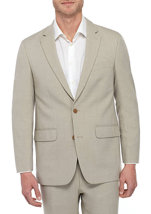 Tan Suit Separate Coat