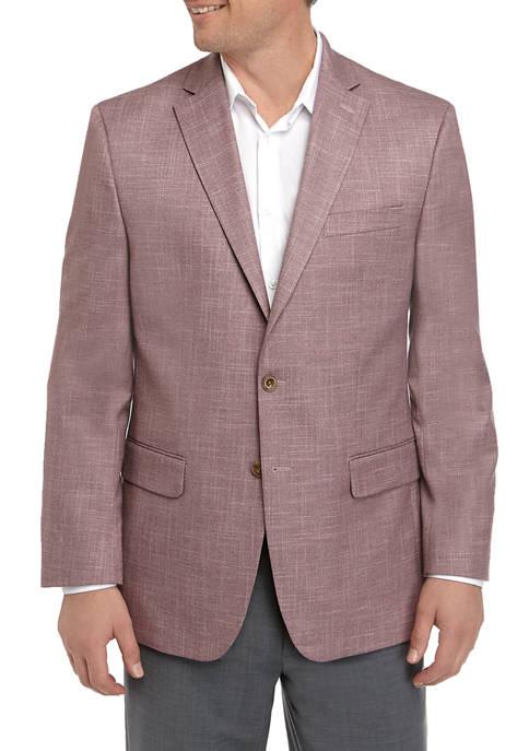 MICHAEL Michael Kors Mens Red Sport Coat
