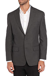 MICHAEL Michael Kors Black White Check Sportcoat