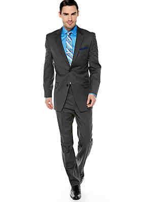 Men S Suits Navy Blue Suits White Suits More Belk