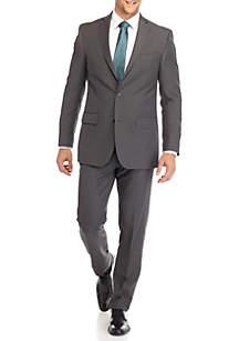 Classic-Fit Stripe Suit