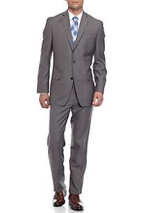Modern-Fit Tic Suit