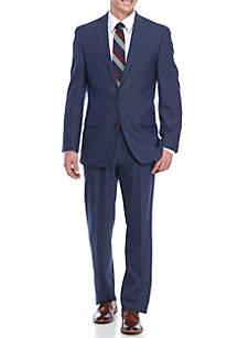 Blue Tic Suit