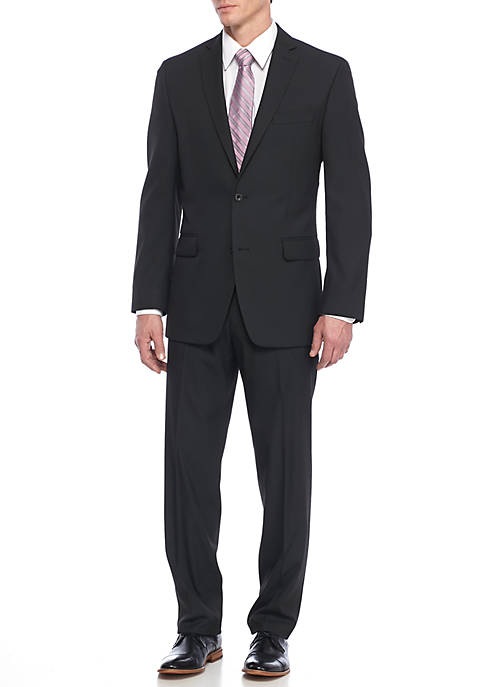 MICHAEL Michael Kors Black Tic Suit