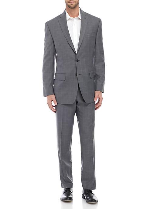 Plaid Suit