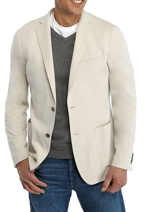 MICHAEL Michael Kors Mens Light Tan Knit Sport