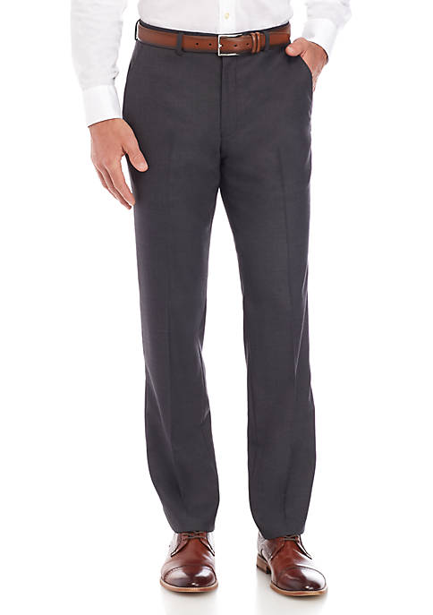 Plain Stretch Pants