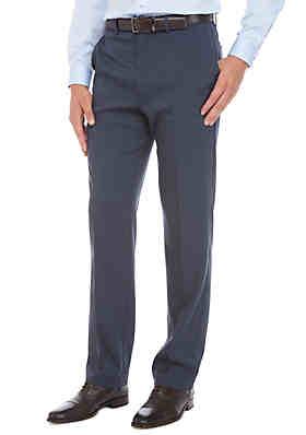 0f664b8b2151 MICHAEL Michael Kors Stretch Flat Front Pants ...