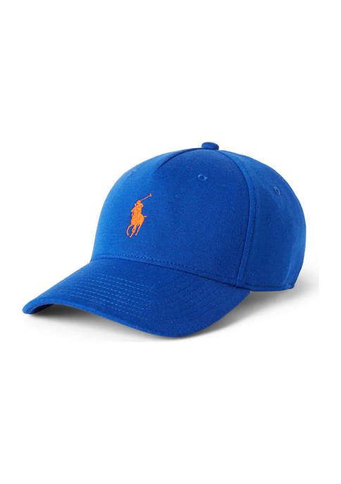 Polo Ralph Lauren Double-Knit Jacquard Ball Cap