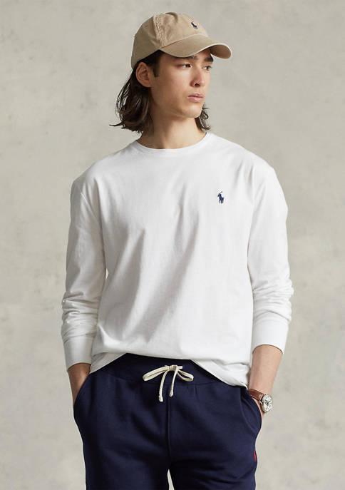 Polo Ralph Lauren Classic Fit Jersey Long-Sleeve T-Shirt